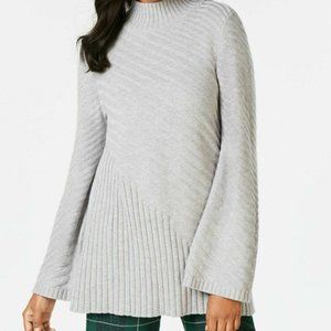 NEW!!! Charter Club Knit Mixed-Knit Sweater